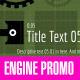 Powerful Product Promo Engine