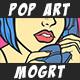Pop Art Elements MOGRT