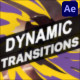 Dynamic Transitions | After Effects
