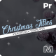 Christmas Titles