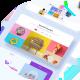 Slide Pro - Website Promo Slides Presentation