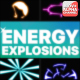 Energy Explosions | Motion Graphics