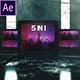 Cyber TV Glitch 5 in 1
