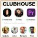 Clubhouse Promo   Premiere Pro