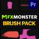 Brush Pack | Premiere Pro MOGRT