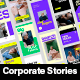 Corporate Titles Stories Pack