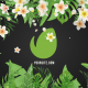 Tropical Vibes Logo Reveal