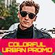 Creative Colorful Urban Fashion