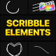 Scribble Elements 02 | FCPX