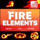 Fire Pack   Motion Graphics