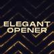 Download Elegant Opener – Videohive