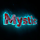 Mystic Saber Logo