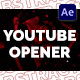 Abstract Youtube Opener