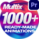 Multix // Transitions / Grids / Overlays / Wipes