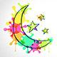 Ramadan Watercolor