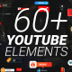 YouTube Buttons Subscribe Pack