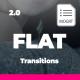 Simple Flat Transitions I MOGRT