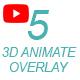 YouTube Subscribe, Like