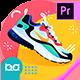 Sport Product Promo | Premiere Pro MOGRT
