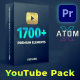 Youtube Pack - Transitions