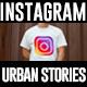 Instagram Stories Urban