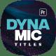 Dynamic Minimalism Titles