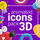 Animated Icons 3D