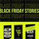 Black Friday Typography Stories MOGRT
