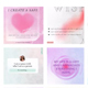 Affirmations phrases post instagram