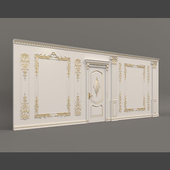 European Style Interior Wall Decoration