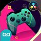 Gaming Set Product Promo | DaVinci Resolve