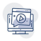 Digital marketing - Animation Icons