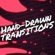 Hand-Drawn Transitions // Mogrt