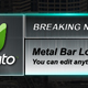 Metal Bar lower third