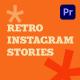 Download Retro Instagram Stories – Videohive