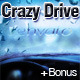 Crazy Drive Title