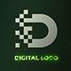 Digital Logo Energy