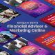 Financial Advisor & Marketing Online Instagram Stories