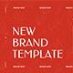 New Brand Presentation