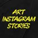 Art Instagram Stories