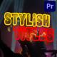 Stylish Titles   Premiere Pro MOGRT