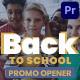 Back To School Promo Mogrt 110