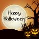 Happy Halloween Party B163