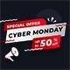 Cyber Monday Product Promo B183