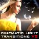 Cinematic Light Transitions V2 - 10 pack
