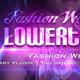 Fashion Weekend Lower Third