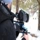 Somebody Recording With Photo Camera