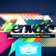 Digital Retro Title / Logo opener