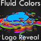 Fluid Colors Logo Reveal
