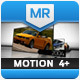 Time Machine for Apple Motion